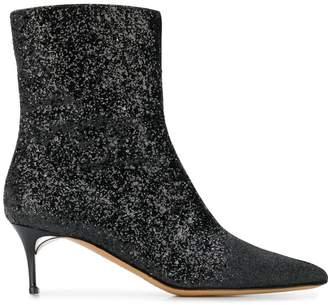 643ecd123498 Maison Margiela glitter ankle boots