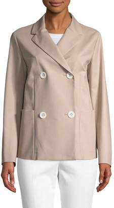 Piazza Sempione Women's Double-Breasted Jacket