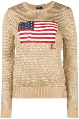 Polo Ralph Lauren flag jumper