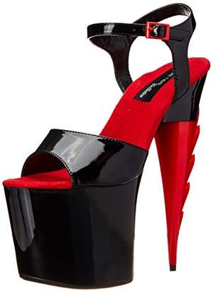 The Highest Heel Women's Inferno-21 Platform Sandal