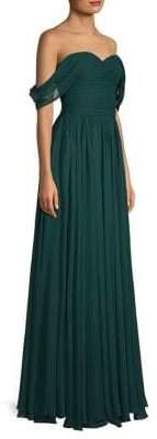 Jason Wu Silk Chiffon Ball Gown