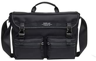 Replay Fm3346.000.a0127a, Men's Bag,12x27x38 cm (B x H T)