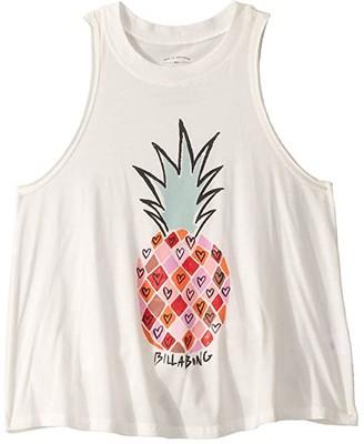 Billabong Kids I Love Pineapples T-Shirt (Little Kids/Big Kids)