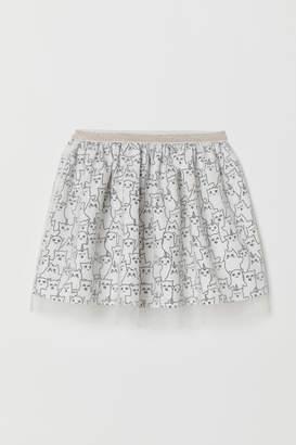H&M Tulle skirt