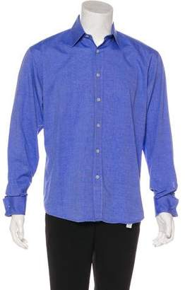 Dolce & Gabbana French Cuff Oxford Shirt