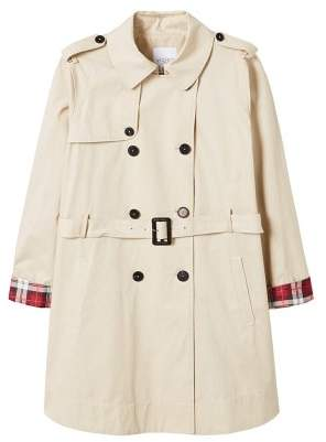 Violeta BY MANGO Classic belted trench