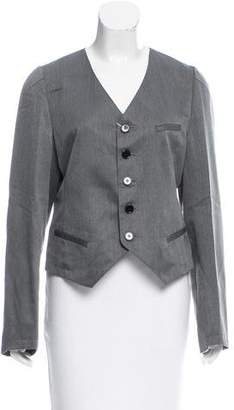 Limi Feu Silk Structured Blazer w/ Tags
