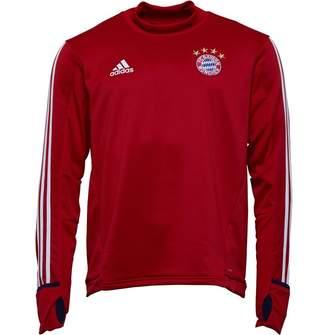 f7d390a5271 adidas Mens FC Bayern Munich Football Training Top FCB True Red/White
