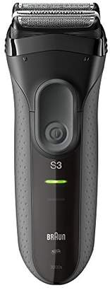 Braun Series 3 ProSkin 3000s Rechargeable Electric Shaver for Men