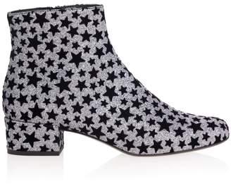 Saint Laurent Rock 40 Chelsea Boots