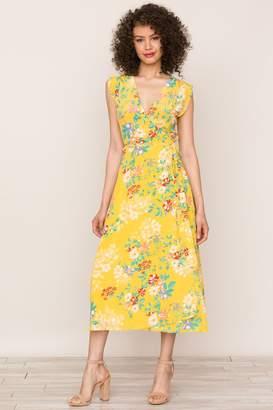Yumi Kim Prince Street Silk Dress
