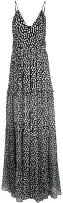Amiri floral print boho dress
