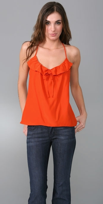 Parker Ruffle Camisole