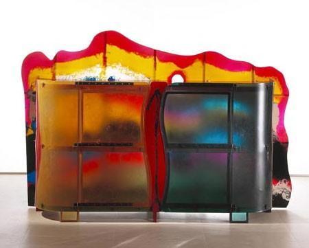 Nobody' S Sideboard By Gaetano Pesce