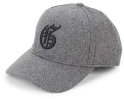 Greyson Flannel Logo Cap