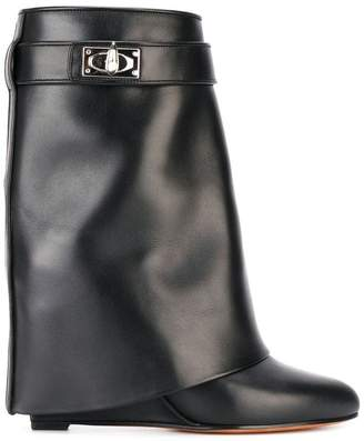 Givenchy Shark Lock boots