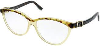 Jimmy Choo Women's Cat-Eye 53Mm Optical Frames