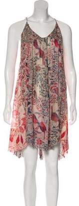Isabel Marant Printed Sleeveless Dress