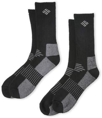 Columbia 2-Pack Explorer Socks