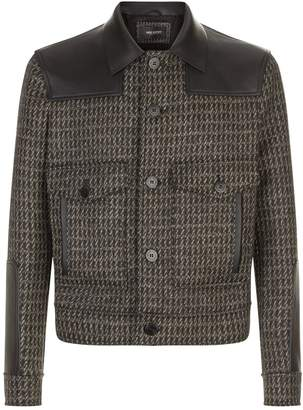 Neil Barrett Tweed Jacket