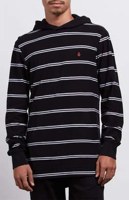 Volcom Randall Hooded Long Sleeve T-Shirt
