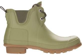 Hunter Sissinghurst Lace Pull On Boot - Women's