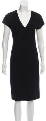 Diane von Furstenberg Midi Bodycon Dress