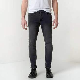 DSTLD Skinny-Slim Jeans in Vintage Grey