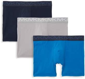 Michael Kors 3-Pack Logo Boxers