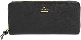 Kate Spade Jackson Street - Lindsey Leather Wallet