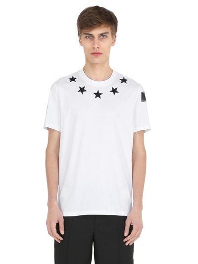 Cuban Star Patches Jersey T-Shirt 7
