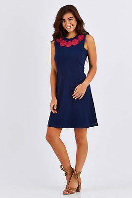 Hatley NEW Womens Short Dresses Sarah Dress SolsticeEm