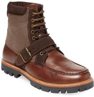 Ben Sherman Men's Head Start Leather Boot