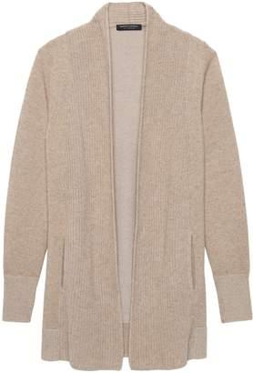Banana Republic Cashmere Long Cardigan Sweater