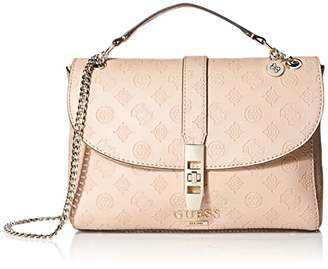 GUESS Peony Classic Covertible Crossbody Flap