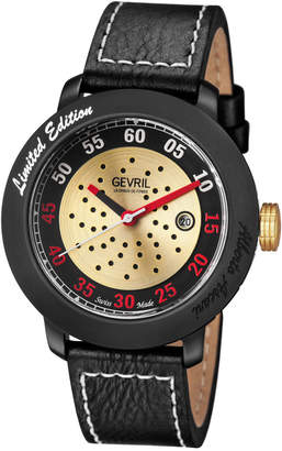 Gevril Men's Alberto Ascari Limited Edition Watch