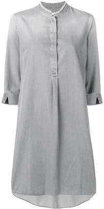 Fabiana Filippi 3/4 sleeve dress