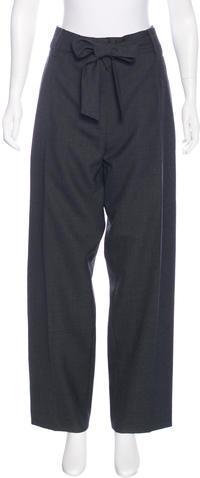 Isabel MarantIsabel Marant Wide-Leg Wool Pants w/ Tags