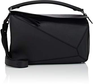 Loewe Women's Puzzle Large Leather Shoulder Bag