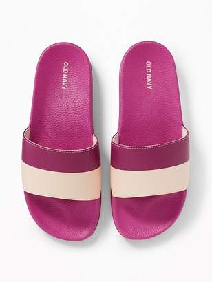 Old Navy Pool Slide Sandals for Women