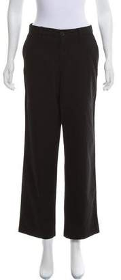 Issey Miyake Fete Mid-Rise Pants