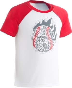 196b58562c Toddler Boys Throwin' Smoke Graphic T-Shirt