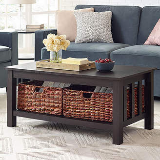 Andover Mills Denning Storage Coffee Table