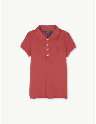 Ralph Lauren Logo cotton polo shirt 2-4 years