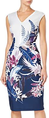 Adrianna Papell Sheath Dress, Multi