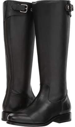 Frye Jayden Buckle Back Zip Women's Boots