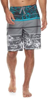 Men's Trinity Collective Pensicola Modern-Fit Floral Board Shorts