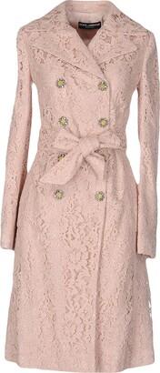 Dolce & Gabbana Overcoats - Item 41686623MR