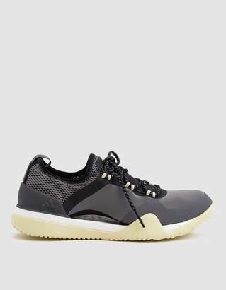 adidas by Stella McCartney PureBOOST X TR 3.0 Sneaker in Granite