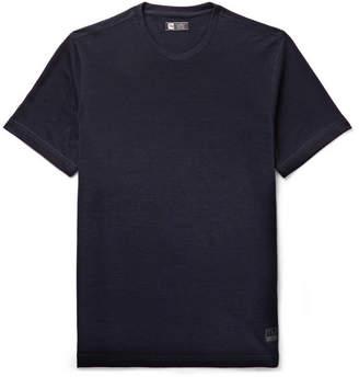 Ermenegildo Zegna Techmerino Wool-Piqué T-Shirt